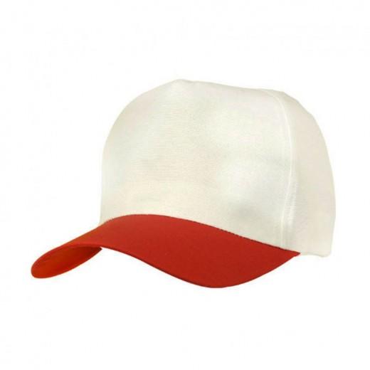 P8201 Renkli Siperli Şapka