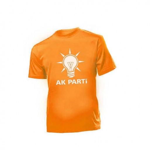 P8SYakalıT Parti Yuvarlak Yaka Kısa Kol T-Shirt