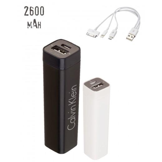 PA3007 Powerbank 2600mAh