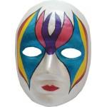 PKUBKM Boyama Karton Maske