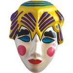 PKUBSM Boyama Seramik Maske